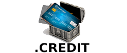 .credit Domain Names